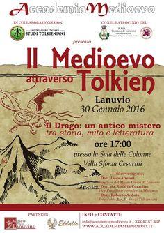 Italia Medievale: Il Drago: un antico mistero tra storia, mito e letteratura