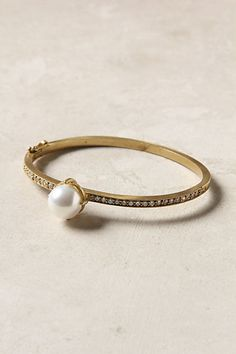 Savoy Pearl Bangle #anthropologie
