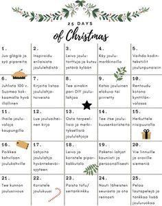 25 vinkkiä joulufiiliksen löytämiseen - Vegan Like Me