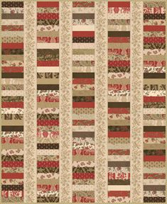 First quilt? Very straight forward http://free-patterns.s3.amazonaws.com/beginnermodamaison-de-garance.pdf