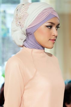 How to Wear and Create Ruffle Hijabs | Styles and Ideas