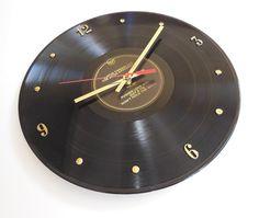 JUSTIN TIMBERLAKE Vinyl Record Wall Clock The by RecordsAndStuff, $28.00
