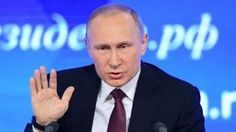 Russia 'stronger than any aggressor' - President Putin