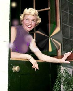Enchanting Doris Day