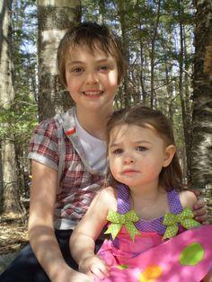 my daughter Hana and grand daughter Jocelyn
