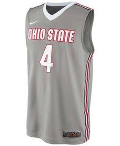 Nike Men's Ohio State Buckeyes Basketball Jersey