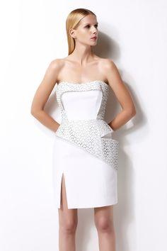 Lovely Eleni dress from Izmaylova London's S/S 2013 collection