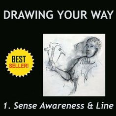 How to Draw-Drawing Your Way Learn To Draw Like a Pro With Your Own Individual Style, Quickly, Easily & Naturally. Volume 1. Sense Awareness by Julia M. Busch, http://www.amazon.com/gp/product/B008X6U72O/ref=cm_sw_r_pi_alp_.USZqb130Y40Y