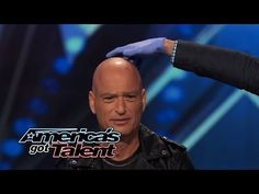 David & Leeman: Howie Mandel Can't Read When Magicians Squeeze His Skull - America's Got Talent 2014 - YouTube
