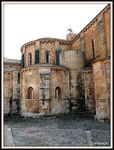 MONASTERIO DE FITERO - Navarra. by canduela, via Flickr
