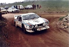 Costa Smeralda 1982 - Bettega/Perissinot #Lancia 037 rally