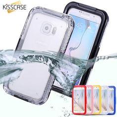 Waterproof Samsung Galaxy Edge Case