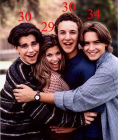 40 things that will make you feel old!