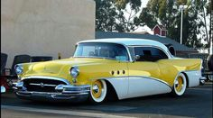1955 Buick..Re-pin brought to you by agents of #carinsurance at #houseofinsurance in Eugene, Oregon