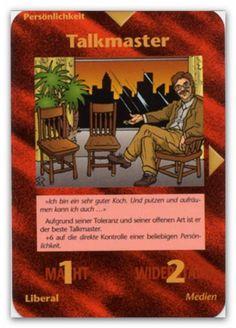 Illuminati Card Talkmaster
