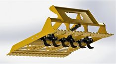 Land leveler and rock bucket are two products available from CL Fabrication. Compact Tractor Attachments, Garden Tractor Attachments, Skid Steer Attachments, Small Tractors, Compact Tractors, Tractor Accessories, Tractor Seats, Tractor Implements, Road Construction
