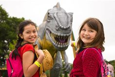Dinosaur World~Conveniently located between Orlando and Tampa, Dinosaur World in Plant City. Make your vacation memorable. Check out more on our Places to visit Pinterest. https://www.pinterest.com/beachrentalmobi/places-to-visit/