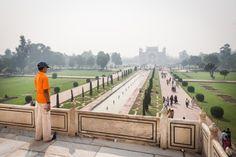 Boy at the Taj Mahal in Agra, India #India #travelphotography #travelphotographer #streetphotography #streetphotographer