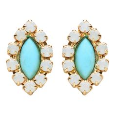 Vivienne Turquoise Earring