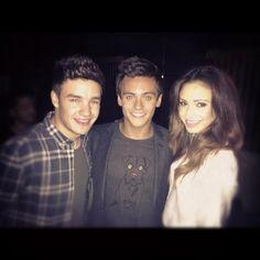 Liam Danielle and Tom!!