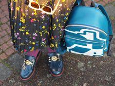 Bunnipunch blogger wearing Coach, Anya Hindmarch, Zara and Kate Spade, 2017.