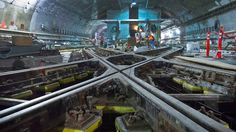 New York City's New Subway Tunnel Looks Like a Level from Half-Life