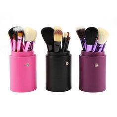 High Quality 12Pcs Professional Cosmetic Makeup Brush Tool Kit Eyeshadow Powder Concealer make up beauty cosmetics brushes set