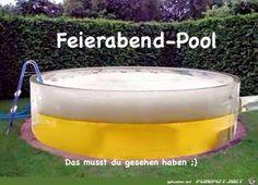 lustiges Bild 'Feierabend-Pool.jpg' von Floh. Eine von 61029 Dateien in der Kategorie 'Lustiges' auf FUNPOT.