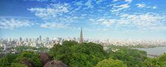 overlook of Wesk lake Hangzhou, West Lake, Paris Skyline, Heaven, China, Sky, Heavens, Porcelain, Paradise