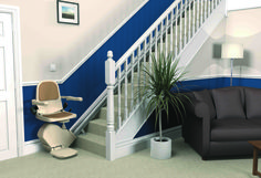 Brooks Straight Stairlifts