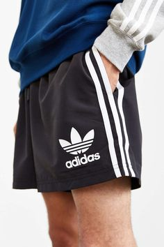 adidas X UO Logo Nylon Short - Urban Outfitters