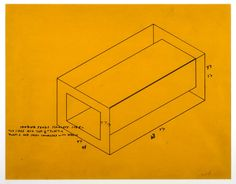 Donald Judd 'Untitled', 1967 or 1968 © Donald Judd Foundation/VAGA, New York and DACS, London 2014