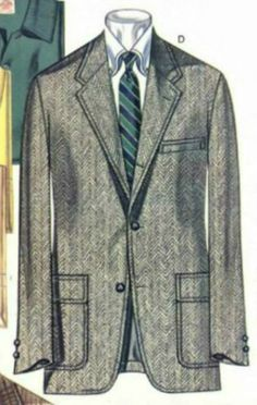 close to perfect sport coat from '70-80s something brooks brothers
