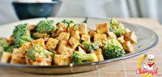 Resep Hidangan Sayuran Brokoli Cah Tahu, Makanan Sehat Untuk Diet, Club Masak