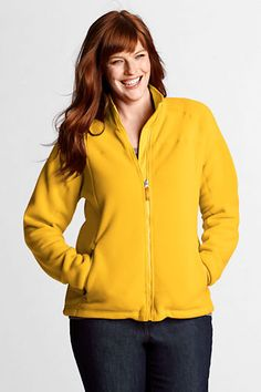 Women's Polartec Aircore 200 Jacket from Lands' End