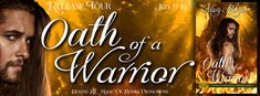 ♥Enter the #giveaway for a chance to win a $10 GC♥ StarAngels' Reviews: Blog Tour ♥ Oath of a Warrior by Mary Morgan ♥ #gi...