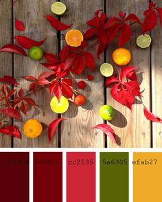 Paleta de color: Color Pick, Pantone, Palette, Autumn, Colours, Inspiration, Nature, House, Photo Retouching