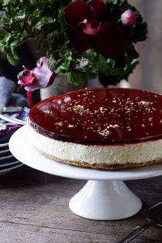 Diy Dessert, Dessert For Dinner, Christmas Drinks, Christmas Treats, Fancy Cakes, Mini Cakes, Charlotte Cake, Best Cheesecake, Danish Food