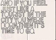 """Death Cab for Cutie """"You're A Tourist"""""""