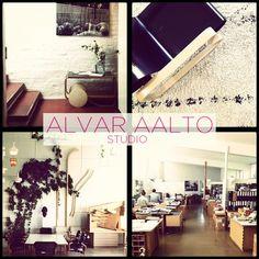 Alvar Aalto Studio / Helsinki