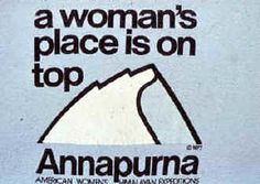 Arlene Blum, Author of Breaking Trail, A Climbing Life - Annapurna T-shirts for sale