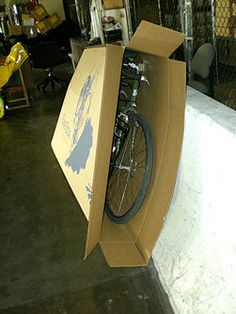 How to Ship a Bicycle Cheaply