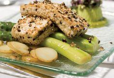 Hemp Seed Tofu Vegetarian Recipe Entree | Healthy Recipes | Yogitimes.com