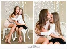 Картинки по запросу фотосессия мама и дочка в студии