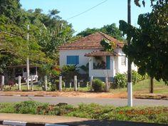 Roça lirios do campo.:  Minha casa da roça Na beira estrada tem uma casin...