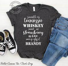 Smooth As Tennessee Whiskey Shirt Chris Stapleton Shirt Summer Shirt Country Music Shirt Casual Wear Country Wear Shirt Whiskey Shirt - Smooth As Tennessee Whiskey Shirt Chris Stapleton Shirt Summer Shirt Country Music Shirt Casual - Sassy Shirts, T Shirts For Women, Chris Stapleton Shirt, Savage Shirt, Funny Fishing Shirts, Funny Tees, Country Wear, Country Style, Country Music Shirts