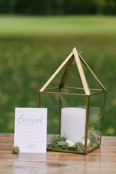 Get our 6 tips for planning the perfect backyard engagement party.