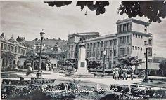 Praça Antonio Carlos Antiga, Juiz de Fora, MG