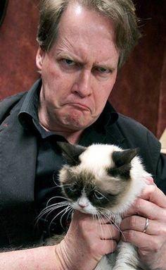 Celebrities Love Grumpy Cat   GrumpyCatMerch.com