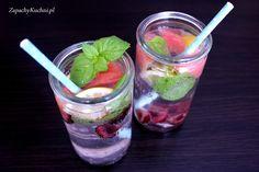 Owocowa woda | Zapachy Kuchni